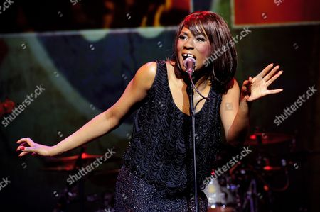 Editorial image of 'Soul Sister' musical inspired by the lives of Ike and Tina Turner, Hackney Empire, London, Britain - 17 Apr 2012