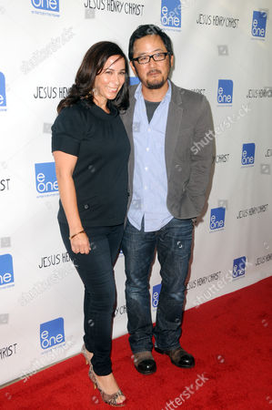 Editorial photo of 'Jesus Henry Christ' Film Premiere in Los Angeles, America - 18 Apr 2012