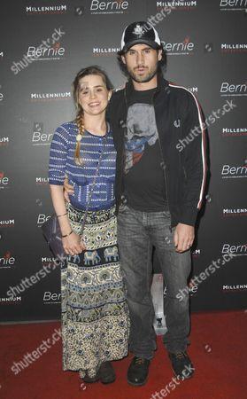 Editorial image of 'Bernie' film screening, Los Angeles, America - 18 Apr 2012