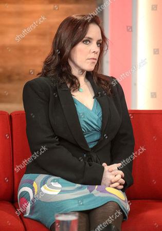 Editorial image of 'Daybreak' TV Programme, London, Britain - 19 Apr 2012