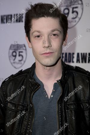 Editorial photo of 'Never Fade Away' Webisode Premiere, Los Angeles, America - 18 Apr 2012
