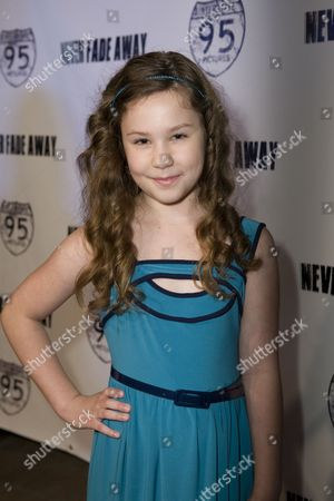 Stock Picture of Natalie Precht