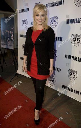 Stock Picture of Natalie Victoria
