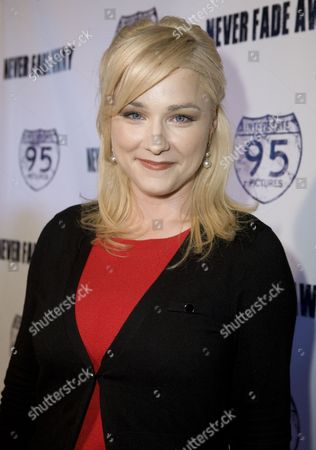 Editorial picture of 'Never Fade Away' Webisode Premiere, Los Angeles, America - 18 Apr 2012