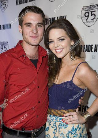 Daniel Samonas and Katie Wallace