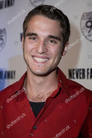 Editorial photo of 'Never Fade Away' Webisode Premiere, Los Angeles, America - 18 Apr 2012