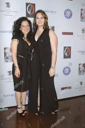 Jennifer DeLia and Julie Pacino