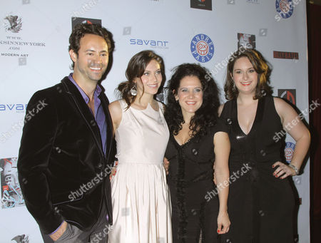 Editorial picture of 'Billy Bates' Film Premiere, New York, America - 19 Apr 2012