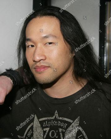 Stock Picture of Dragonforce - Herman Li