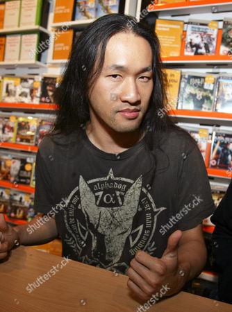 Stock Photo of Dragonforce - Herman Li