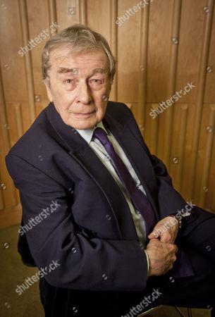 Stock Picture of Alan Brownjohn