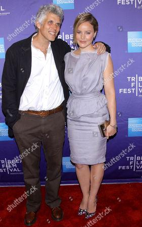 David Riker and Abbie Cornish