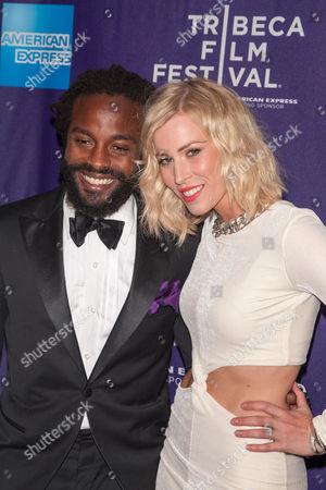 John Forte and Natasha Bedingfield