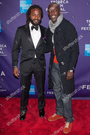 John Forte and Michael Kenneth Williams