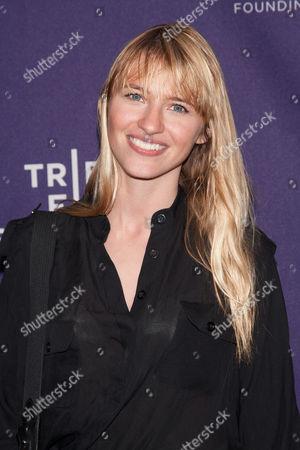 Stock Image of Sara Ziff