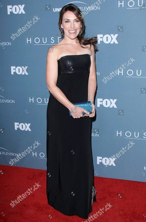 Editorial photo of 'House' TV Programme Wrap Party in Los Angeles, America - 20 Apr 2012