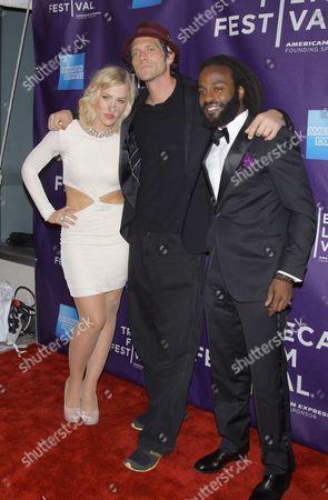 Natasha Bedingfield, Ben Taylor and John Forte