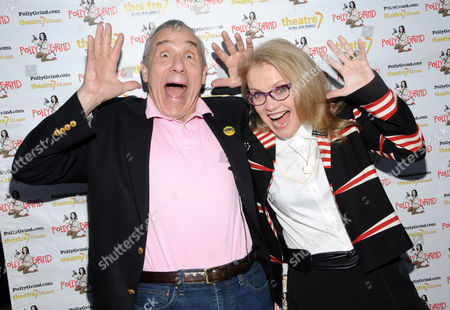 Lloyd Kaufman and Pat Kaufman, Film Commissioner of New York State