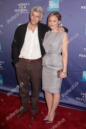 Editorial photo of 'The Girl' film premiere at the Tribeca Film Festival, New York, America - 20 Apr 2012