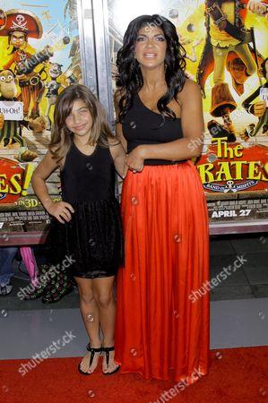 Gia Guidice and Teresa Guidice