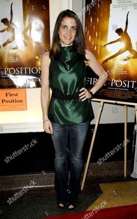 Editorial image of 'First Position' film premiere, Santa Monica, Los Angeles, America - 22 Apr 2012