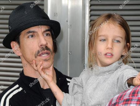 Anthony Kiedis, Everly Bear Kiedis