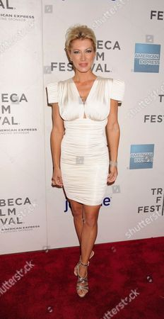 Editorial image of 'Deadfall' film premiere at the Tribeca Film Festival, New York, America - 22 Apr 2012