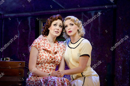 Editorial image of 'Wonderful Town' musical, Royal Exchange Theatre, London, Britain - 03 Apr 2012