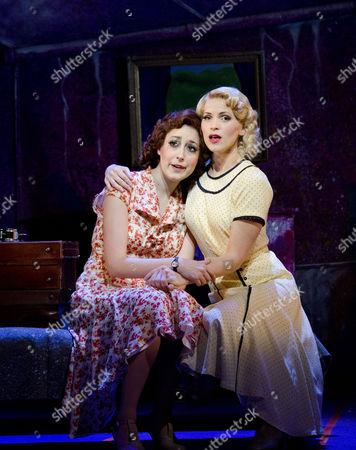 Connie Fisher (Ruth), Lucy Van Gasse (Eileen)