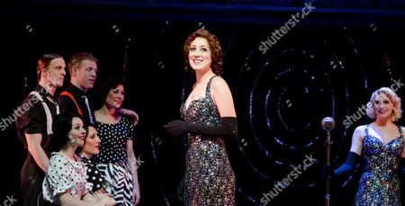 Editorial photo of 'Wonderful Town' musical, Royal Exchange Theatre, London, Britain - 03 Apr 2012