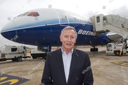 Steve Ridgway CEO Virgin Atlantic Airways