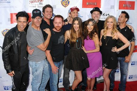 Anthony Ruivivar, James Denton, Bob Guiney, Scott Grimes, Jesse Spencer, Emerson Rose Tenney, Teri Hatcher, Greg Grunberg, Andrea Bowen and Adrian Pasdar