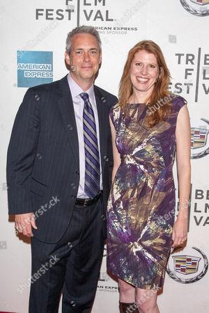 Stock Image of Stephen Dyer and Jonah Lisa Dyer