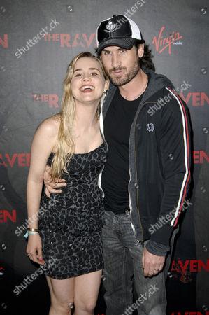Alison Lohman and husband Mark Neveldine