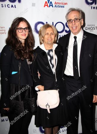 Editorial photo of 'Ghost The Musical' opening night, New York, America - 23 Apr 2012