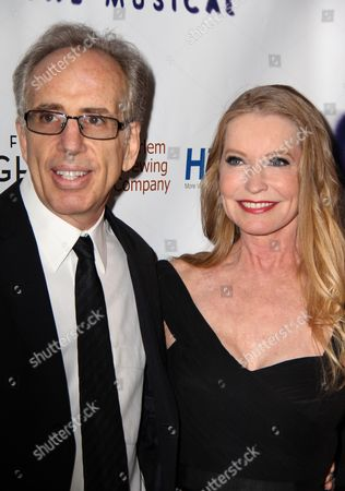 Stock Image of Jerry Zucker, Lisa Niemi