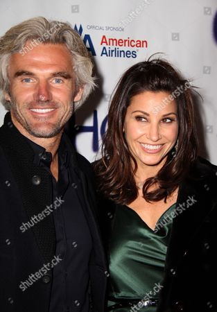 "Stock Picture of Robert ""Bobby"" Dekeyser and Gina Gershon"