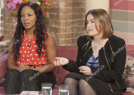 Editorial picture of 'This Morning' TV Programme, London, Britain - 24 Apr 2012