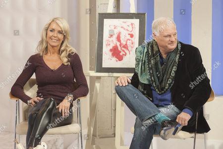 Celia Sawyer and Jeff Salmon