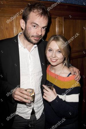 Angus Jackson and Polly Findlay