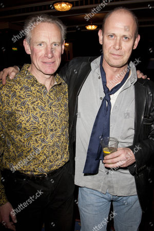 Editorial image of 'South Downs/The Browning Version' play Press Night after party, London, Britain - 24 Apr 2012