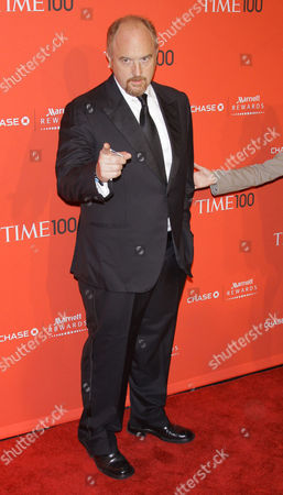 Editorial image of Time magazine's 100 Most Influential People in the World Gala, New York, America - 24 Apr 2012