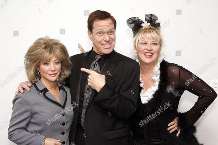Saturday Night Live alumni Joe Piscopo, Cheri Oteri and Victoria Jackson