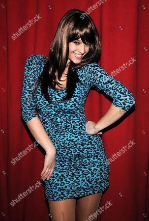 Editorial photo of Erin Bowman at Krave nightclub, Las Vegas, America - 24 Apr 2012
