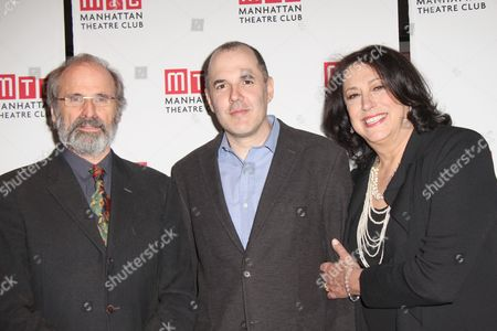 Editorial photo of 'The Columnist' play opening night, New York, America - 25 Apr 2012
