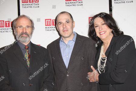 Daniel Sullivan, David Auburn, Lynne Meadow