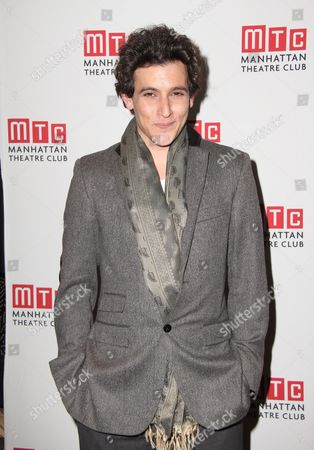 Editorial image of 'The Columnist' play opening night, New York, America - 25 Apr 2012