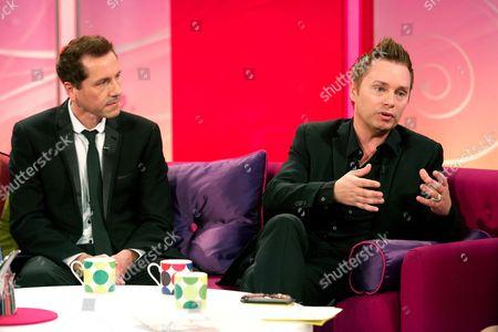 Barrie and Tony Drewitt-Barlow
