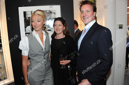 Tamara Beckwith and Henry Beckwith