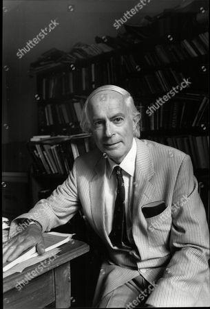 Professor Christopher Brooke At His Cumbria Home.
